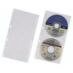 Durable Pockets for CD Index 5 Pack 5203-19